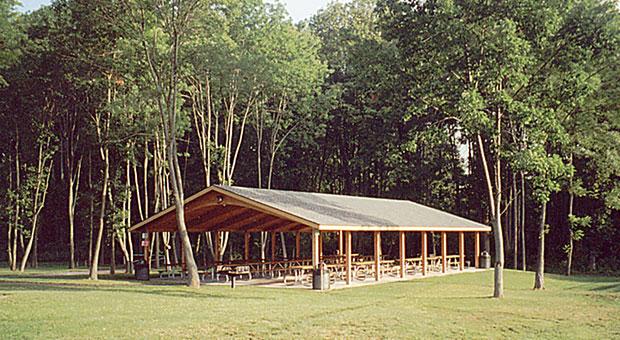 Pavilion Rental Information